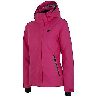 4F KUDN007 H4Z19KUDN007CIEMNYR universal todo el año chaquetas de mujer