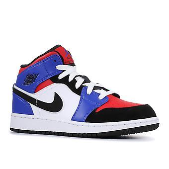 Air Jordan 1 mid GS ' top 3 '-554725-124-schoenen