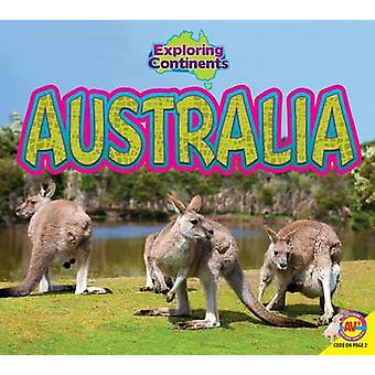 Australia by Alexis Roumanis - 9781489630346 Book
