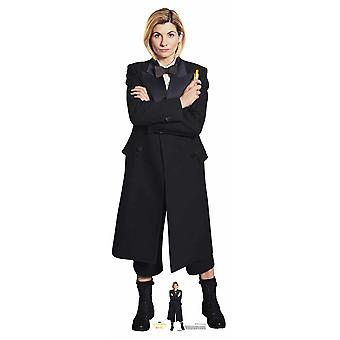 Le 13e Doctor Who Jodie Whittaker Spyfall Suit Official Cardboard Cutout / Standee