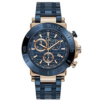 Gc Guess Collection Y70001g7mf Gc One Men's Watch 44 Mm
