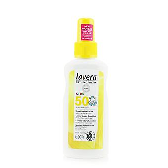 Lavera Sensitive Sun Lotion For Kids Spf 50 - Mineral Protection - 100ml/3.5oz