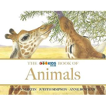 The ABC Book of Animals by Helen Martin - 9780733339295 Book