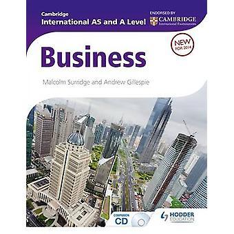 Cambridge International AS e Un livello di business di Malcolm Surridge -
