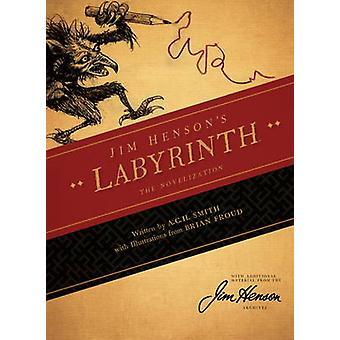 The Jim Henson Novel Slipcase Box Set by Jim Henson - 9781608864386 B