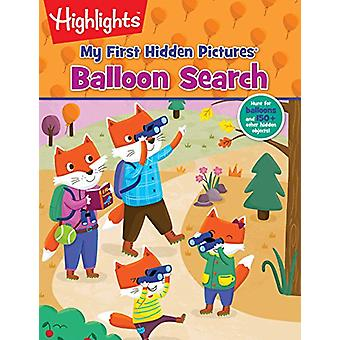 Balloon Search by Highlights - 9781684371662 Book