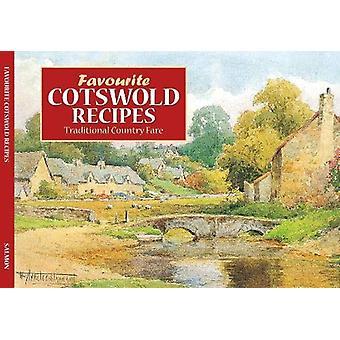 Salmon Favourite Cotswold Recipes by Dorrigo - 9781906473983 Book