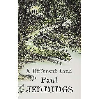 A Different Land by Paul Jennings - 9781910646496 Book