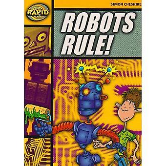 Rapid Stage 4 Set A: Robots Rule (Series 1)