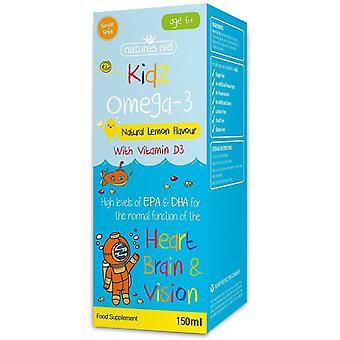 Nature's Aid Kidz Omega-3 150ml (139510)