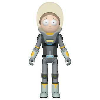 Rick and Morty Morty Space Suit Action Figure