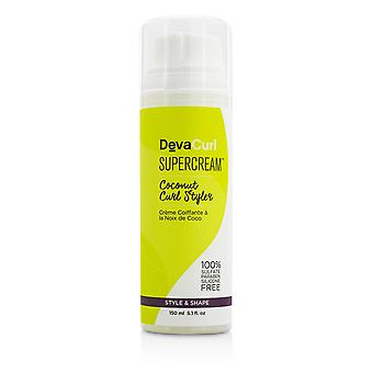 Super cream (coconut curl styler define & control) 201155 150ml/5.1oz