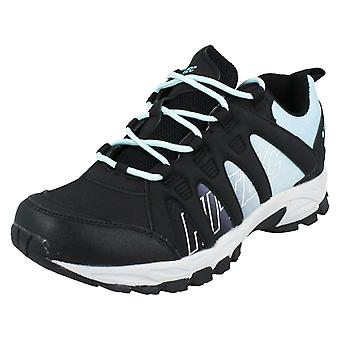 Mulheres Hi-Tec Lace Up Trainers Warrior