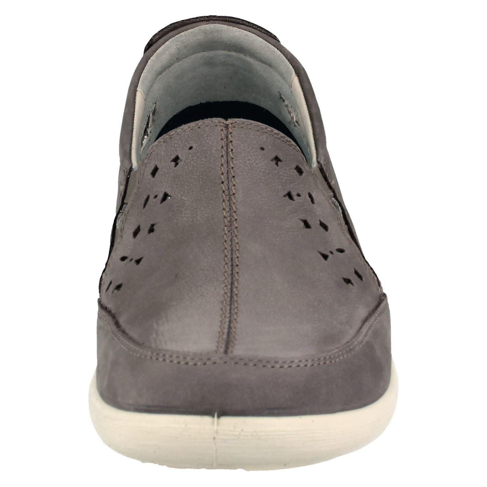Ladies Padders Shoes With Removable Insole Forte