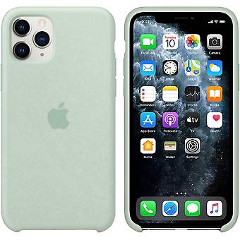 Apple Siliconen Case voor iPhone 11 Pro Max Beryl Turquoise Blue Case Beschermhoes