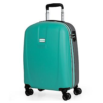 JASLEN Bucarest Handbagage Trolley S, 4 wielen, 39 cm, 35,5 L, turquoise