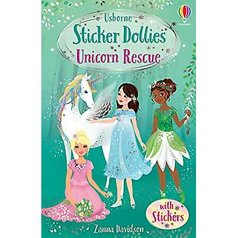 Unicorn Rescue by Zanna Davidson - 9781474971317 Book