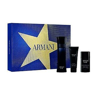 Armani - Code for Men SET EDT 125 ml + douchegel 75 ml + deostick 75 ml - 125ML