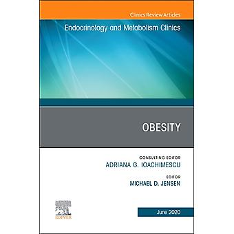 Obesity An Issue of Endocrinology and Metabolism Clinics of North America by Michael D Jensen