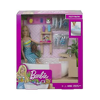 Barbie Fizzy Bath Playset