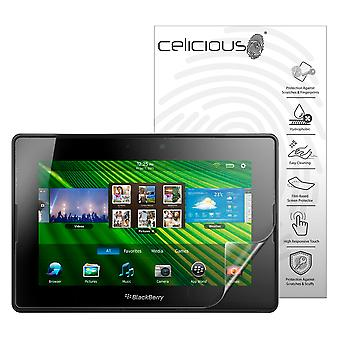 Celicious Impact Anti-Shock Shatterproof Screen Protector Film Compatible with BlackBerry Playbook