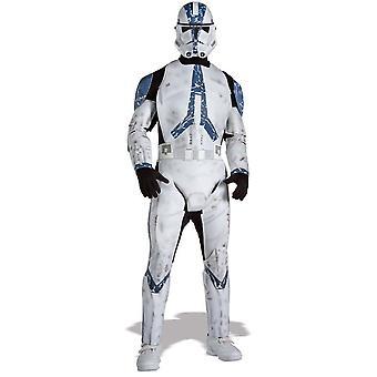 Klon Trooper voksen kostume