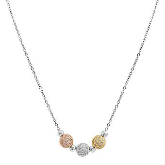 Edforce necklace and pendant 541-0046-N - Women's necklace and pendant