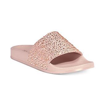 INC International Concepts Womens Peymin2 Open Toe Beach Slide Sandals (en anglais)