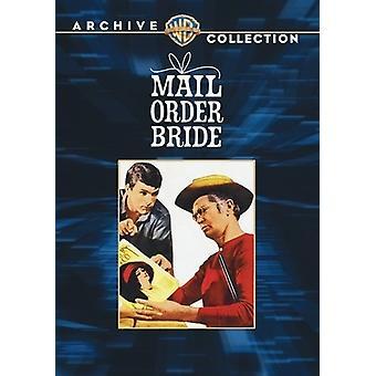 Mail Order Bride [DVD] USA import