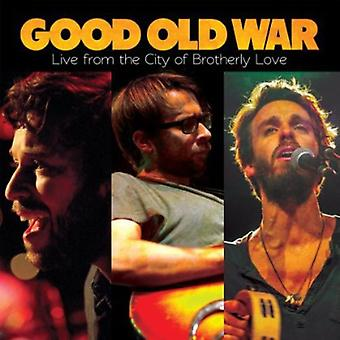 Good Old War - Live From the City of Brotherly Love [CD] USA import