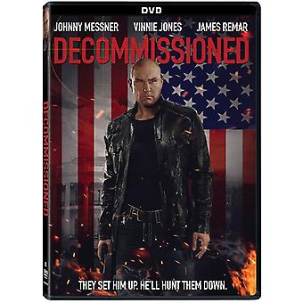 Decommissioned [DVD] USA import