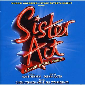 Cast Recording - Sister Act [CD] USA import
