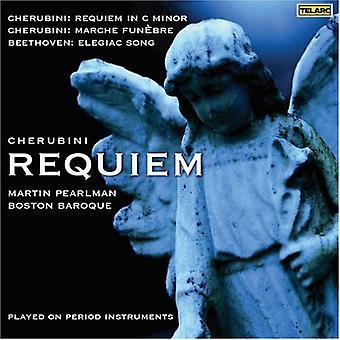 L. Cherubini - Cherubini: Requiem [CD] USA import