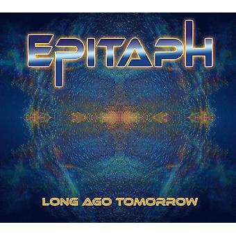 Long Ago Tomorrow [CD] USA import