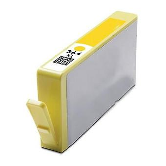 RudyTwos Replacement for HP 364XL Ink Cartridge Yellow Compatible with Photosmart 7510, 7520, B8550, B8553, B8558, C5324, C5370, C5373, C5380, C5383, C5388, C5390, C5393, C6324, C6380, C6383, D5460, D