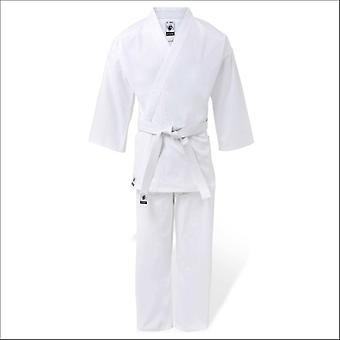Bytomic volwassen 100% katoen student wit Karate uniform
