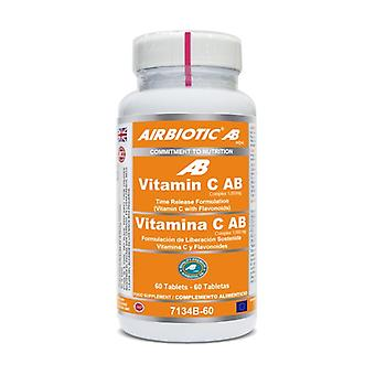 Vit C AB Complex (Time Release) 60 tabletter af 1000mg