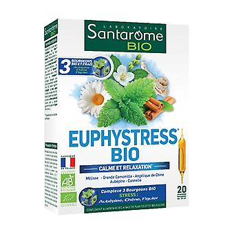 Euphystress Bio (Calm and Relaxation) 20 ampoules of 10ml