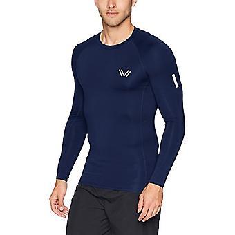 Sync 'Bygg din egen' Compression-Fit Run Shirt (Crew, Mock, Sleeve-längd), ...
