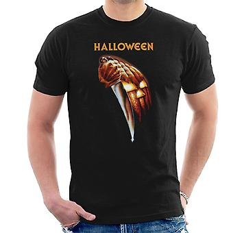 Halloween Classic Movie Poster Men's T-Shirt