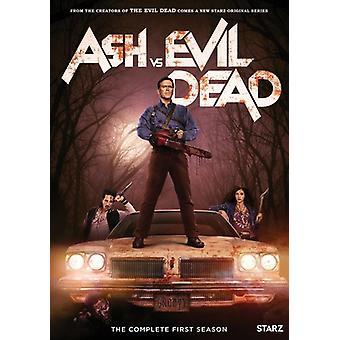 Vs Ash Evil Dead: importation USA saison 1 [DVD]