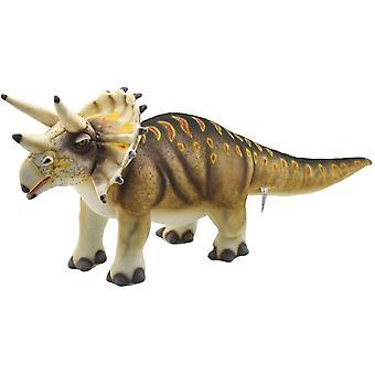 Plush - Hansa - Triceratops (Cream) 27