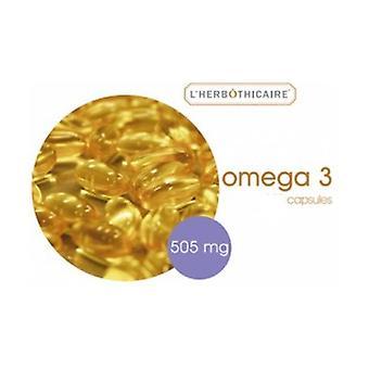 Omega 3 180 capsules of 500mg