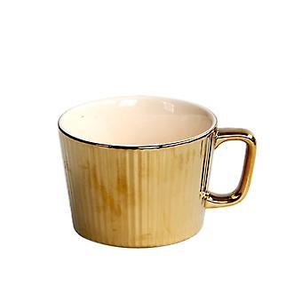 250ml Creative Ceramic Cup Porcelaine Nouveauté Maison Mug Blanc