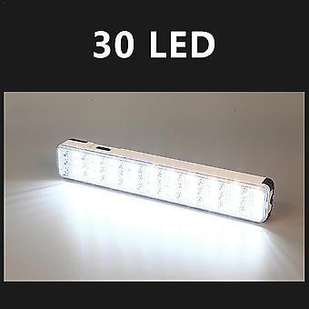 30/60 Lampe de poche rechargeable rechargeable à fonctions multiples pour le camp d'accueil