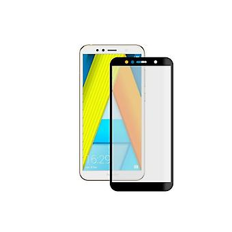 Film Tempered Glass Protector for Honor 7a KSIX Extreme 2.5D Negro