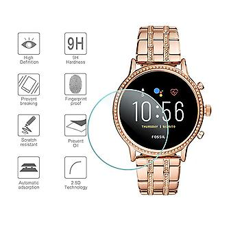 Tempered Glass For Fossil Women Gen-5 Smartwatch
