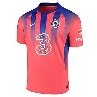 2020-2021 تشيلسي الثالث نايكي لكرة القدم قميص