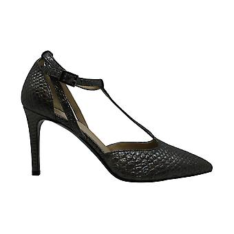 Bruno Magli Womens malena Pointed Toe Ankle Strap D-orsay Pumps