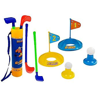Golf set children's game - golf for 2 children